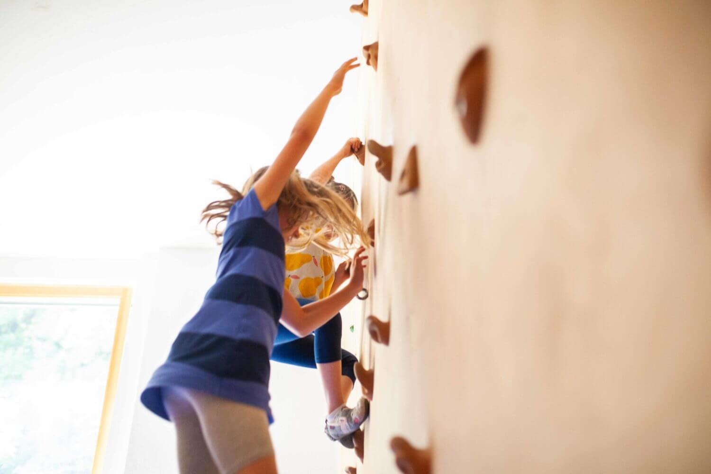 Kletterwand Kinderhort