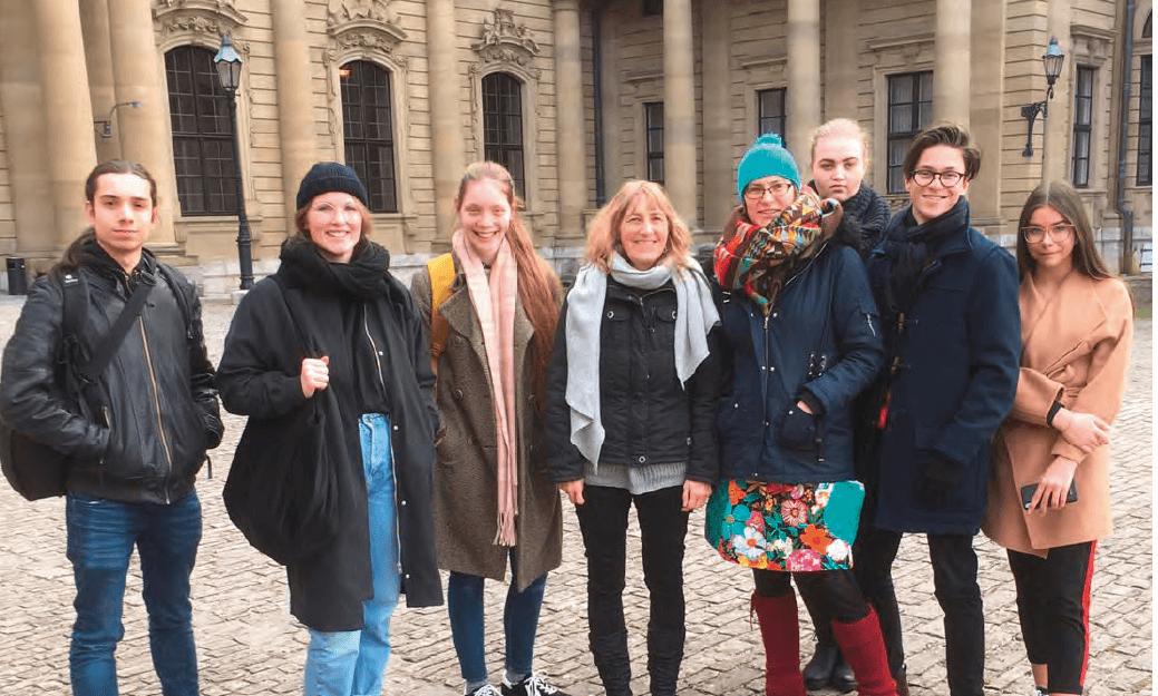 FOS_Besuch aus Prag
